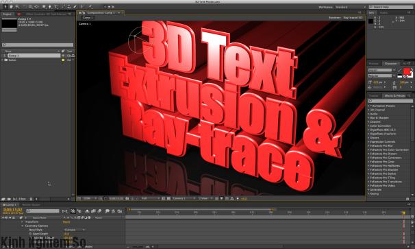 tải phần mềm Adobe After Effect CS6