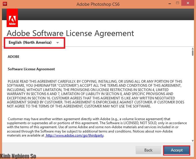 Hướng dẫn cài đặt phần mềm Adobe Photoshop CS6 Full hình 1
