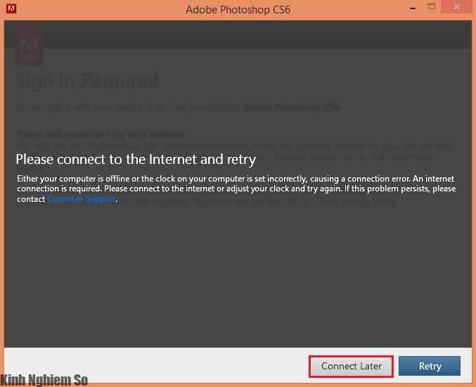 Hướng dẫn cài đặt phần mềm Adobe Photoshop CS6 Full hình 2
