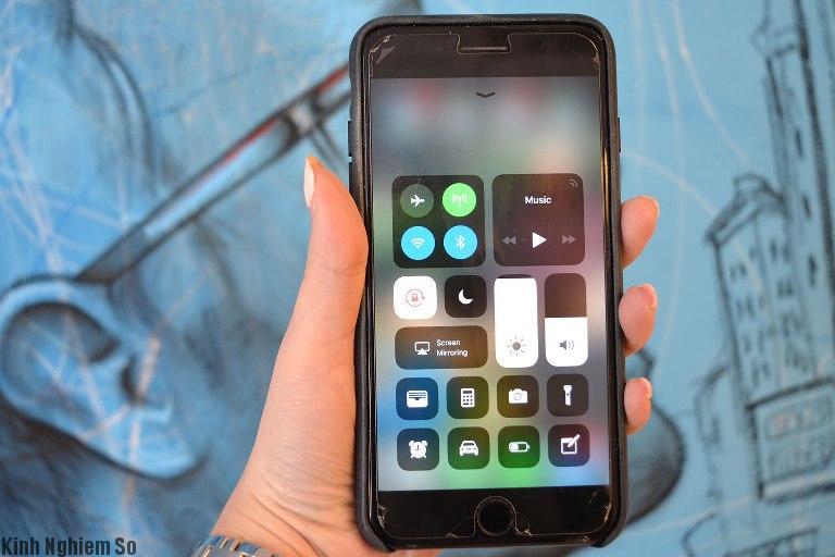 Cách nâng cấp iOS 11 cho iPhone