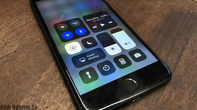 Vấn đề tắt Bluetooth trên iOS 11