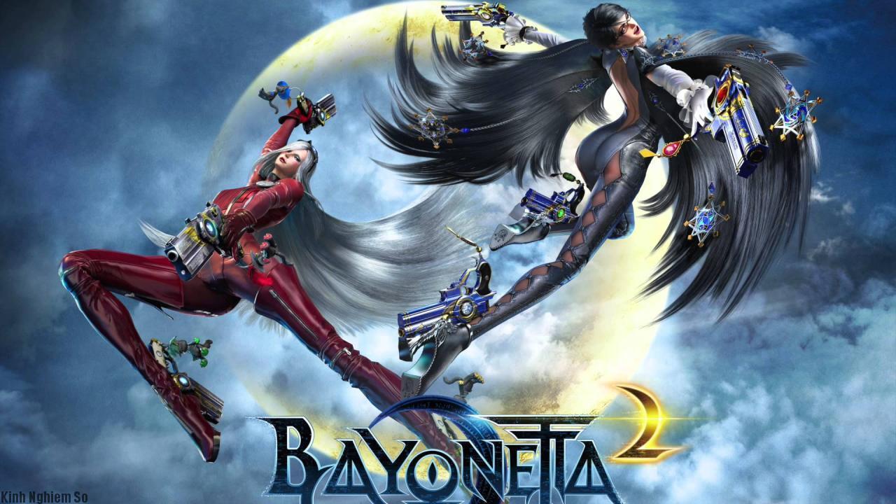 Tải Game Bayonetta 2