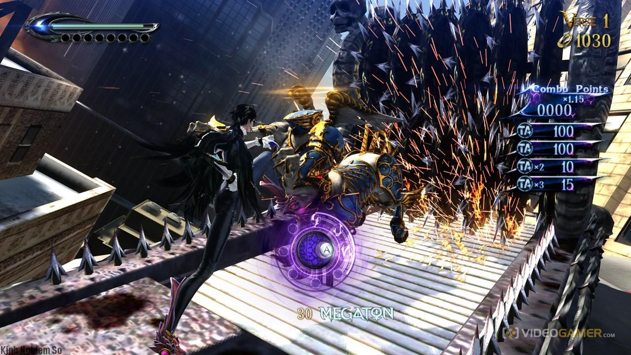 Download game Bayonetta 2