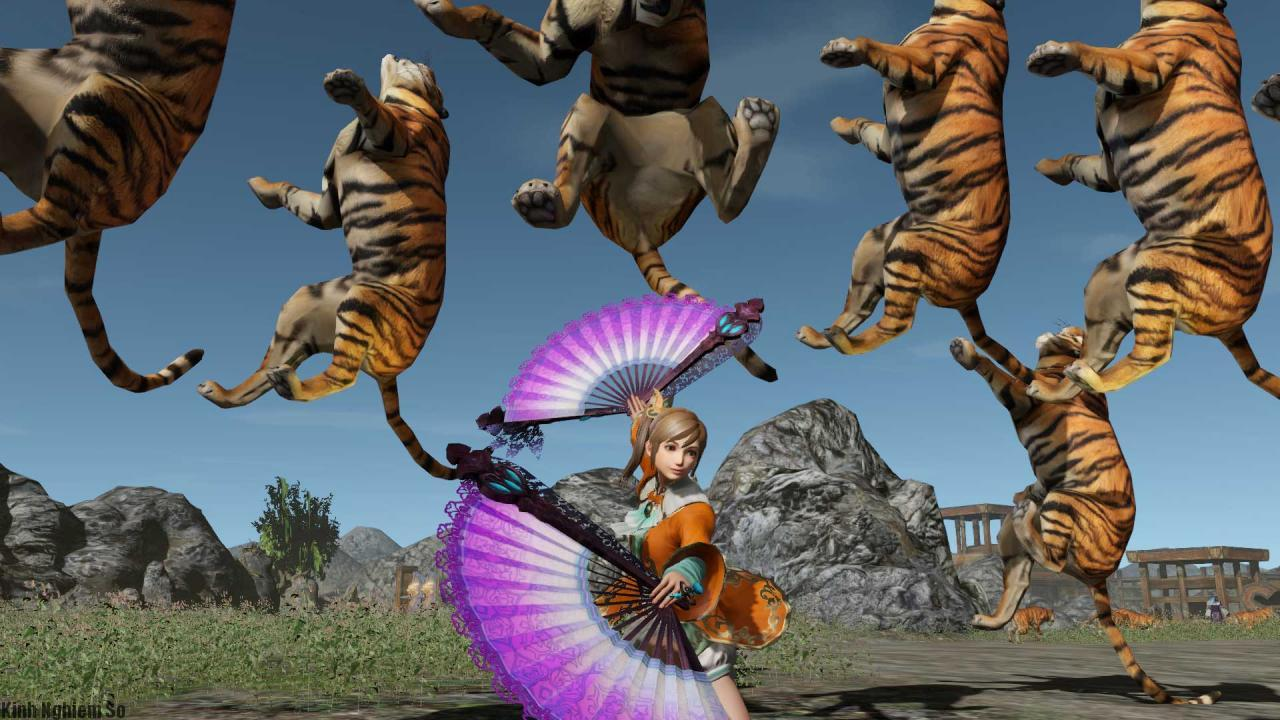 Dynasty Warriors 8 Empires ảnh 2
