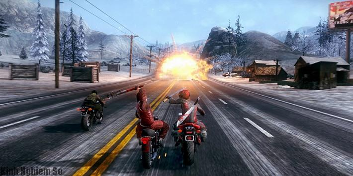 Game Road Redemption