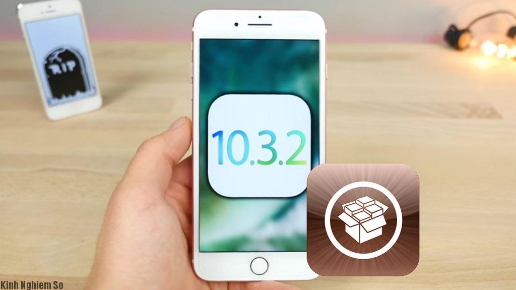 Sẽ có phiên bản jailbreak mới cho iOS 10.2.1 - iOS 10.3.2