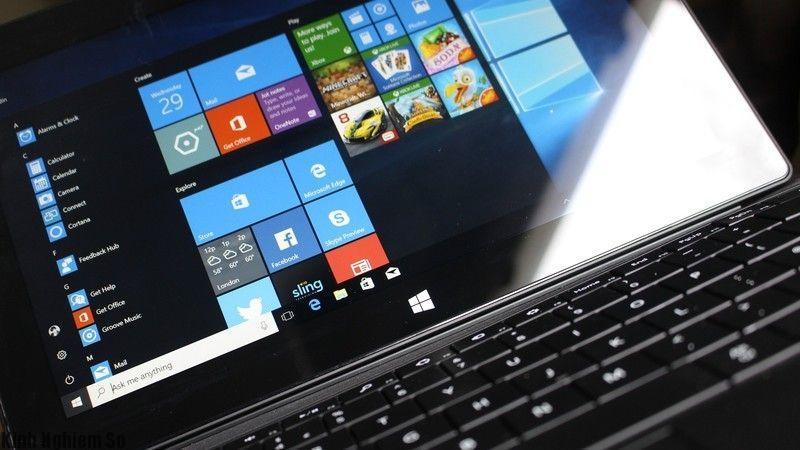 Hướng dẫn cài đặt Windows 10 từ USB một cách chi tiết