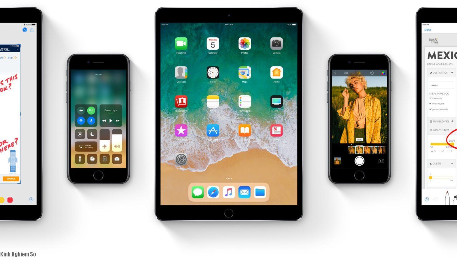 Cach jailbreak iOS 11 ban chinh thuc cuc ki đon gian