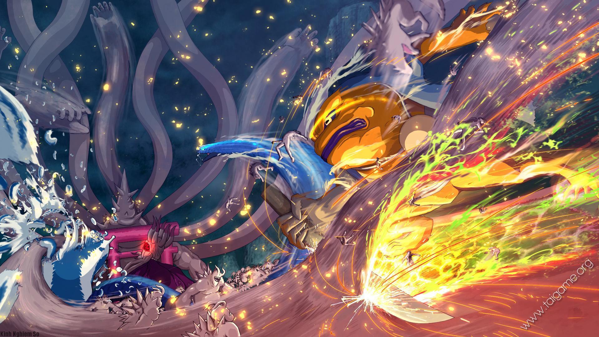Download game Ultimate Ninja Storm 4