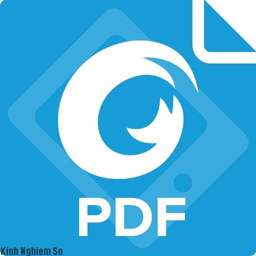 Foxit Reader Full đọc file PDF 2020