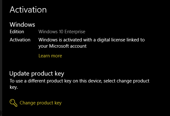 Cách Active Windows 10 lệnh Script kích hoạt vĩnh viễn hình 1