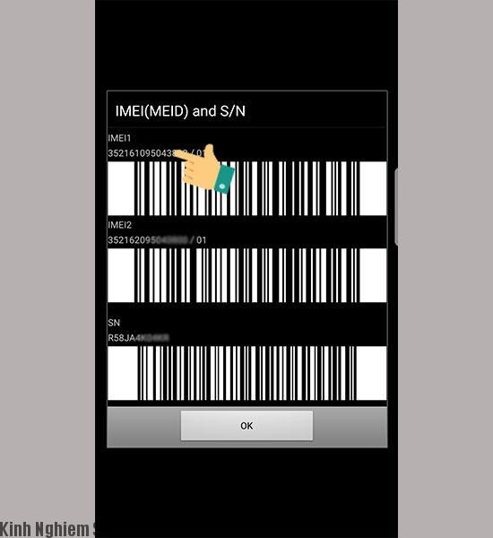 Kiểm tra bảo hành Samsung nhanh chính xác nhất hình 2