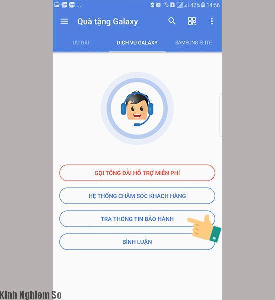 Kiểm tra bảo hành Samsung nhanh chính xác nhất hình 5