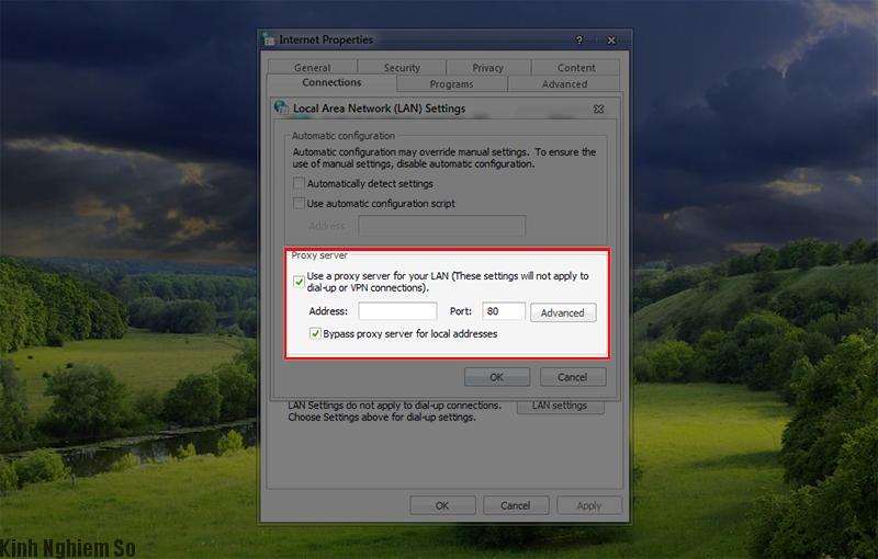 Thủ thuật cách thay đổi địa chỉ IP cho máy tính Windows