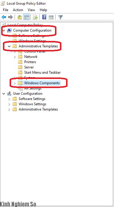 Thủ thuật tắt Cortana Windows vĩnh viễn cực đơn giản hình 3