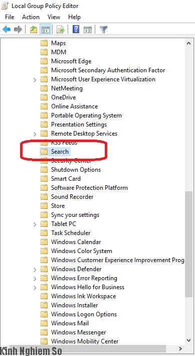 Thủ thuật tắt Cortana Windows vĩnh viễn cực đơn giản hình 4