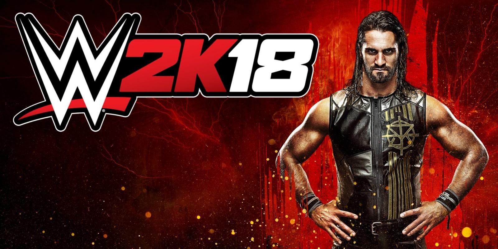 Tải game WWE 2k18 FULL PC miễn phí cực mới
