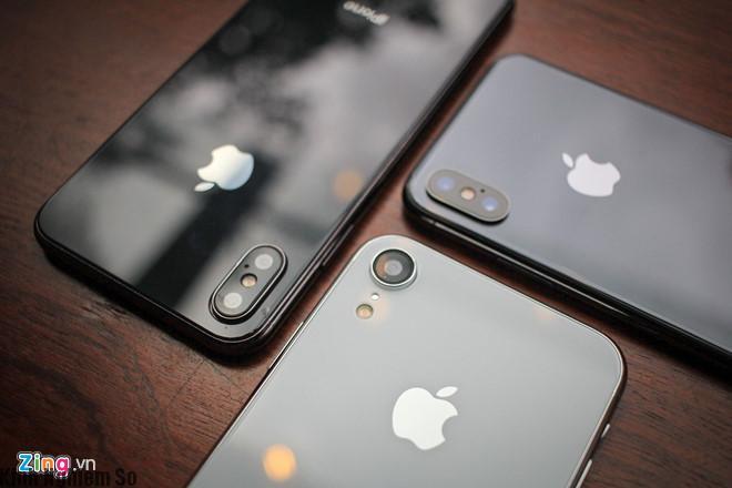 Điện thoại Iphone 2018 có giá từ 16.3 triệu đồng phiên bản LCD 6.1