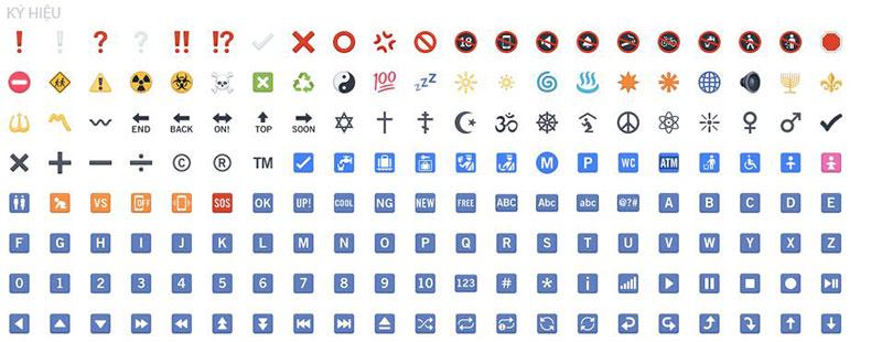 Icon Facebook Symbol