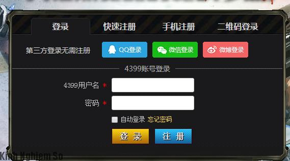 Tải game Game Truy Kích Trung Quốc 2018