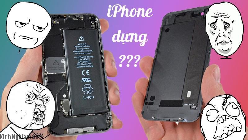 Mẹo cách kiểm tra iPhone đã bị thay linh kiện hay chưa? hình 1