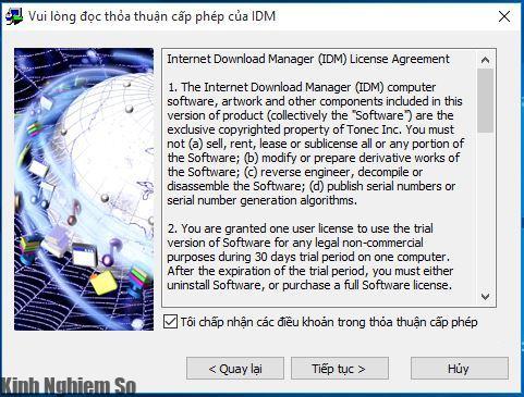 Tải IDM Full Crack v6.32 mới nhất - Active Fix lỗi Fake Serial Key hình 3