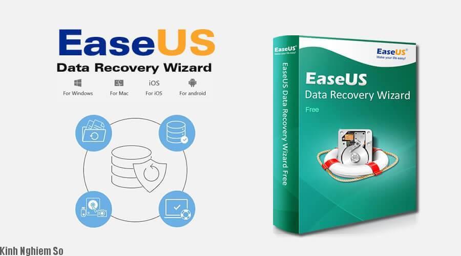 Phần mềm EaseUS Data Recovery Wizard khôi phục dữ liệu hiệu quả nhất hình 5