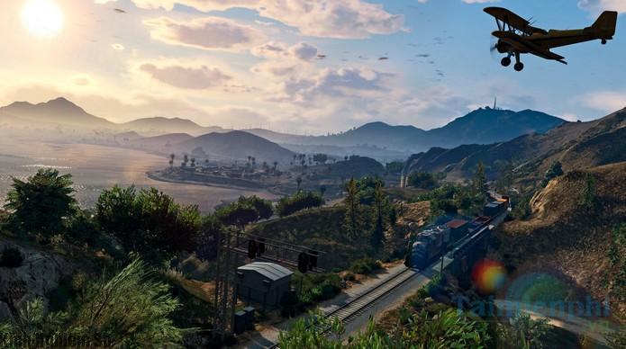 Tải game GTA 5 - Grand Theft Auto V bản Việt hóa Full cho PC