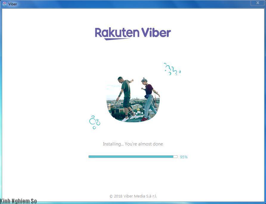 Ứng dụng Viber cho PC, Smartphone hình 1