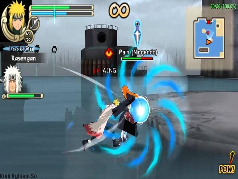 Giả lập PSP cho hình ảnh, đồ họa game chất lượng và sắc nét