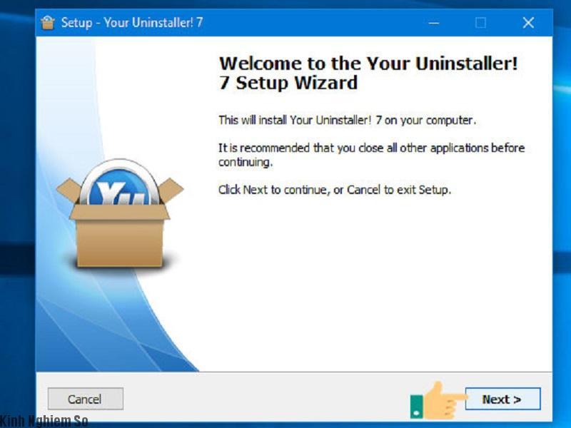 Phần mềm your uninstaller đáng được sử dụng hiện nay