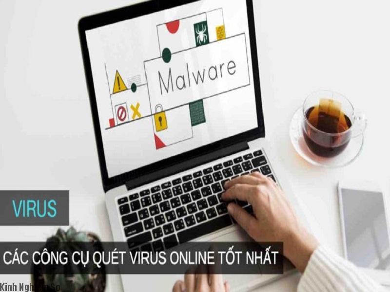 Điểm danh Website quét Virus Online tốt nhất hiện nay