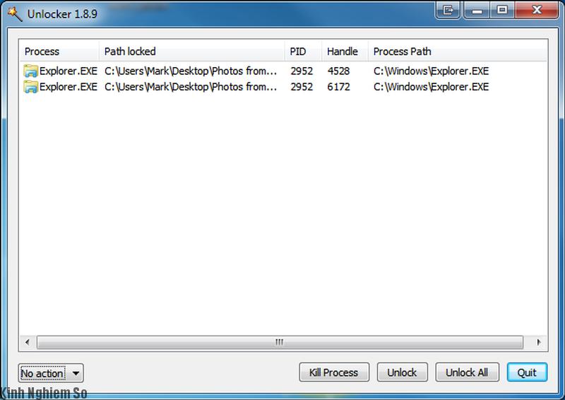 phần mềm xóa file unclocker giúp bạn xóa bỏ vĩnh viễn tệp tin cứng đầu trong máy tính ảnh 4