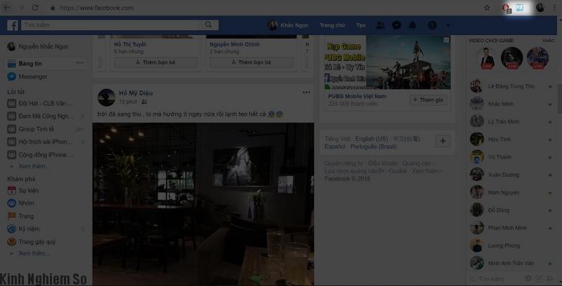 Thủ thuật Facebook thoát hàng loạt group cực nhanh hình 3
