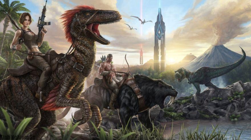 Thế giới khủng long và những quái vật khổng lồ