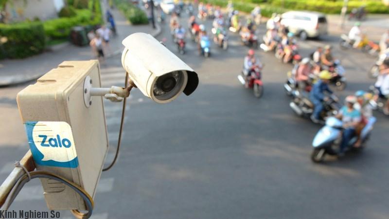 Cách xem Camera giao thông trên Zalo để tránh kẹt xe ở TPHCM