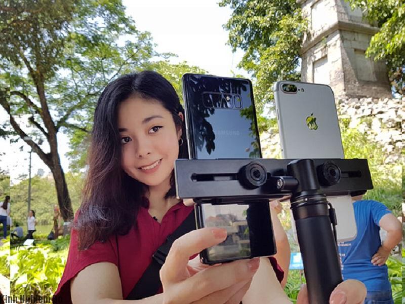 Cách chụp xóa phông bằng điện thoại - Tính năng rất được bạn trẻ yêu thích
