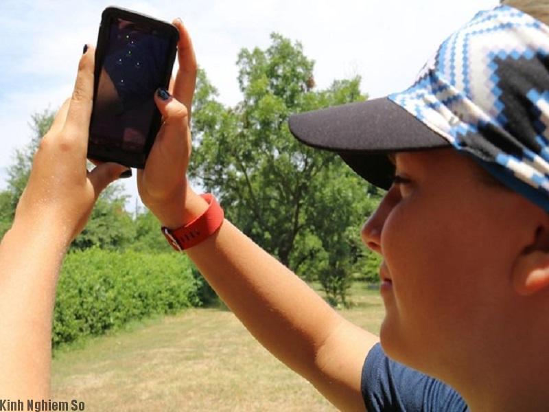 Công dụng của Camera trên Smartphone để ngắm sao