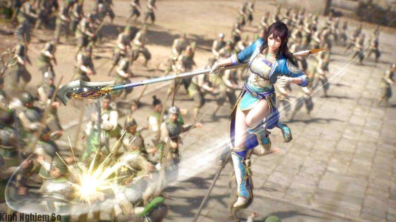 Tải game Dynasty Warriors 9 tựa game hành động HOT nhất đầu năm 2018 ảnh 1
