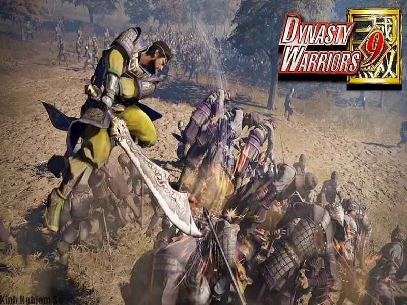 Hình ảnh trong game kinh điển dynasty warriors 9 ảnh 2