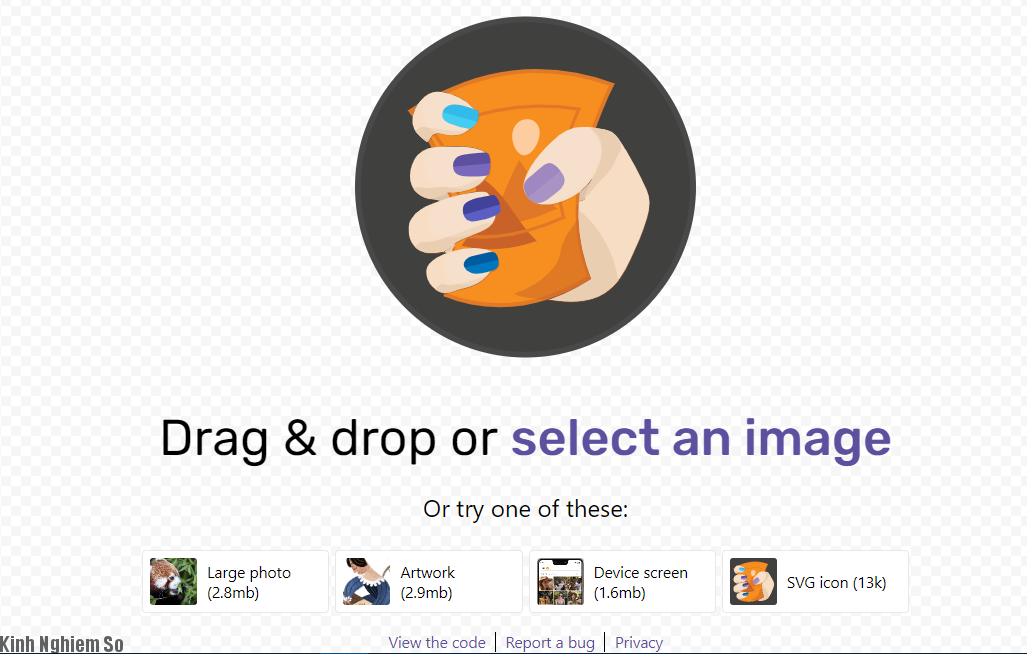 Hướng dẫn cách nén ảnh online công cụ mới của Google cực kì đơn giản ảnh 3