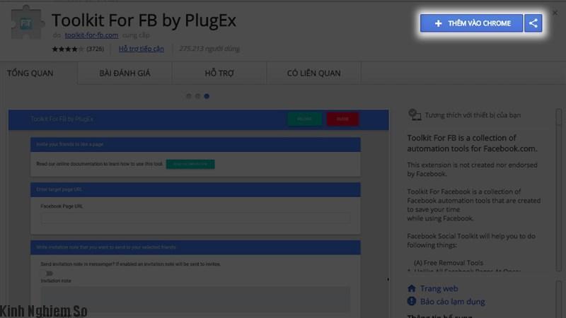 Hướng dẫn Unlike hàng chục Fanpage trên Facebook cực kì đơn giản trong nháy mắt ảnh 2
