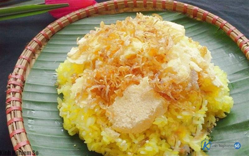 Khám phá món ăn ngon xôi xéo ở Hà Nội