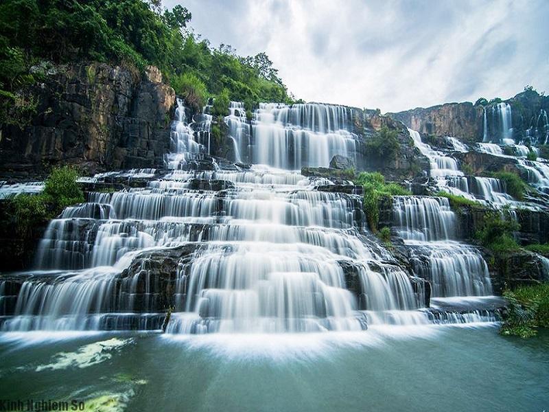 Kinh nghiệm du lịch khám phá Đà Lạt tự túc tại thác Pongour