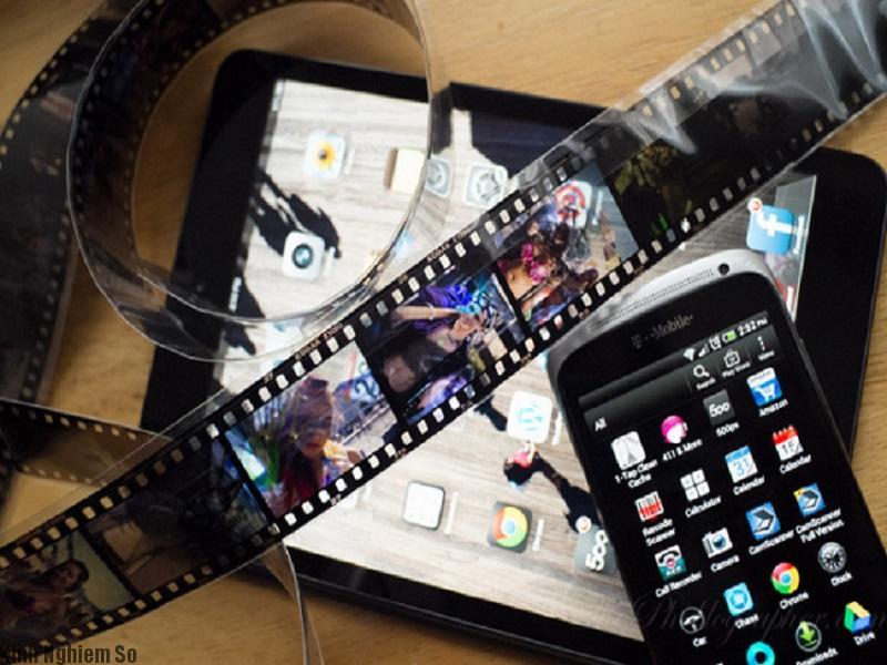 Công dụng của việc Scan phim ảnh từ Camera trên điện thoại