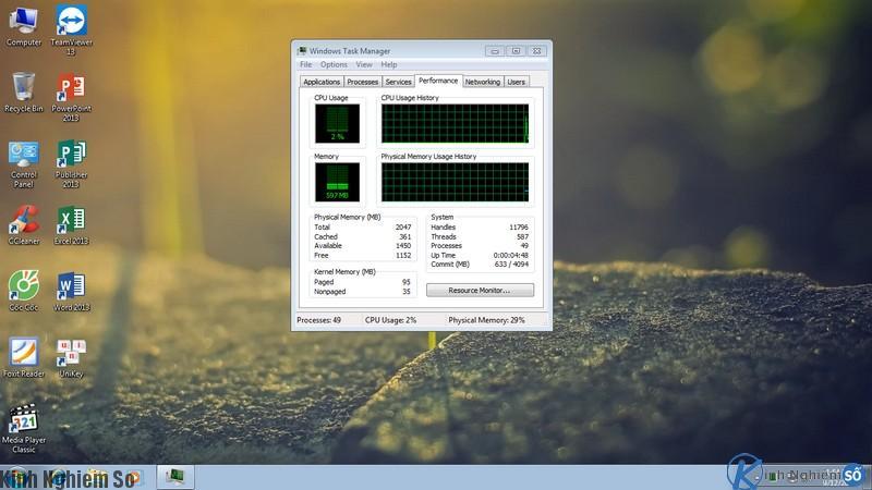 Tải bản Windows 7 Ultimate ảnh 2