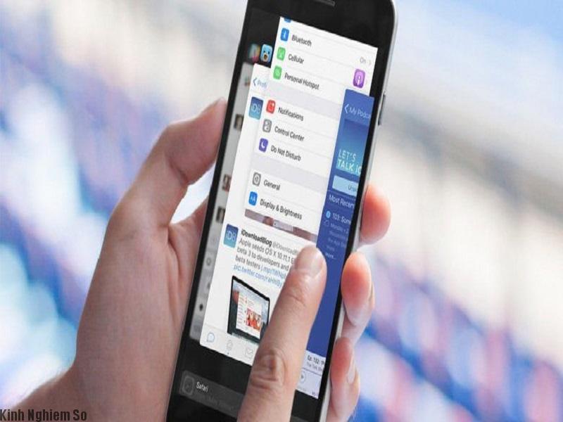 iphone cũng cần tắt các chương trình chạy ngầm không cần thiết giúp tiết kiệm pin ảnh 2