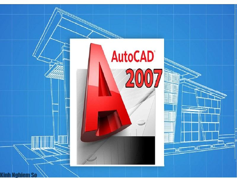 Phần mềm Autocad 2007 Full miễn phí tốt nhất hiện nay hình 4