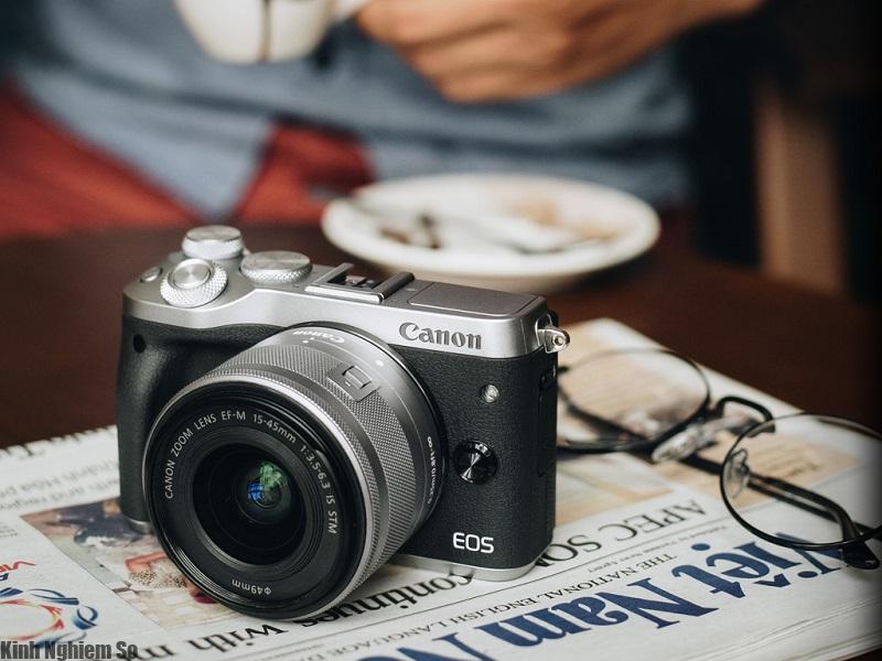 Tổng hợp các dòng máy ảnh Canon được yêu thích nhất