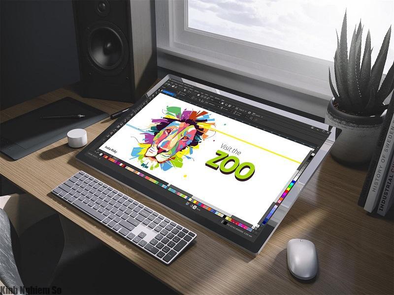 Download CorelDraw 2018 phần mềm thiết kế đồ họa chuyên nghiệp